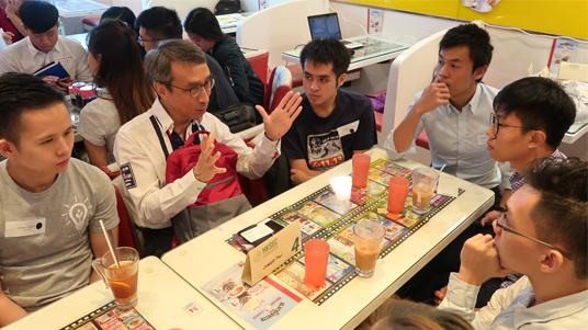 HKSEC 2017 – 18 Mixer Gathering 1