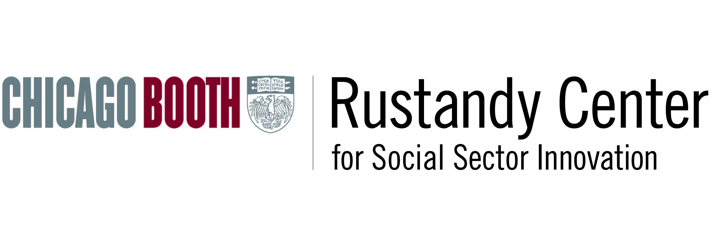 The Rustandy Center for Social Sector Innovation, The University of Chicago Booth School of Business